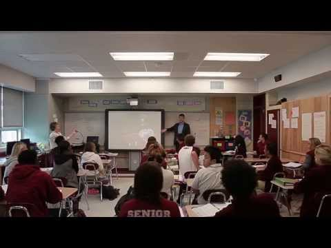 High School Students Help Two Teachers Get Engaged