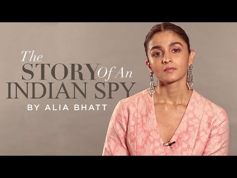 Indiatimes - Alia Bhatt Narrates The Story Of Sehmat Khan, The Indian Spy Who Saved Many Lives
