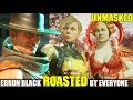 Who Roasts amp Insults An Unmasked Erron Black The Best Relationship Banter Intro Dialogues MK 11