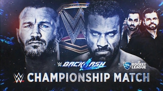 Randy Orton vs Jinder Mahal | WWE World Heavyweight Championship (WWE Backlash 2017)