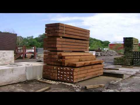 Landscape Timber Design Ideas