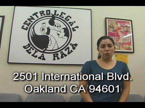 Centro Legal de la Raza - Oakland California