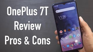 OnePlus 7T Review with Pros & Cons The Best of OnePlus?
