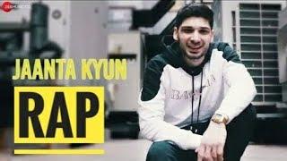 Jaanta Kyun WhatsApp Status Video | KR$NA Rap | #JaantaKyun
