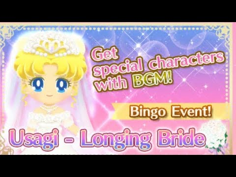 Usagi - Longing Bride Part 14 Sheet 3, Level 3 Character Acquired!!