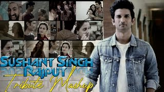 Sushant Singh Rajput (Tribute Mashup) |Dj Suman S X Dj Alex |Amix Visuals |Tribute to Sushant Singh