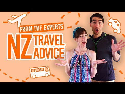 Travel Advice for New Zealand: How to Plan a Trip to New Zealand