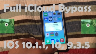 Icloud Activation Lock Screen Bypass On 102 100 935
