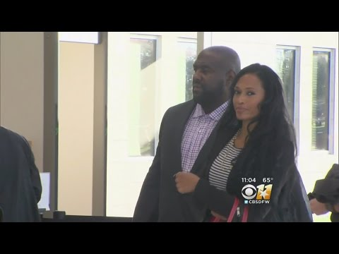 Deion & Pilar Sanders In Front Of Collin County Judge, Again!