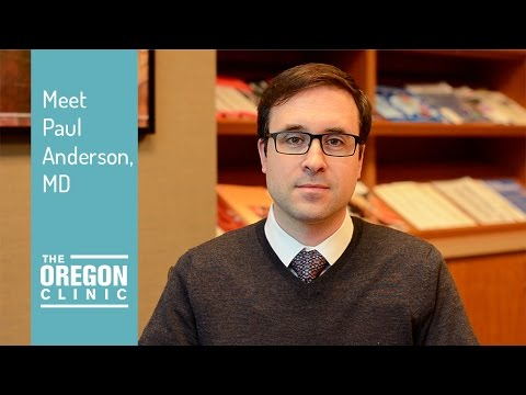 Meet Dr. Paul Anderson, Gastroenterologist