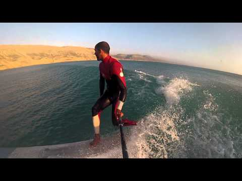 Learn how to walk on your longboard - GO SURF MOROCCO