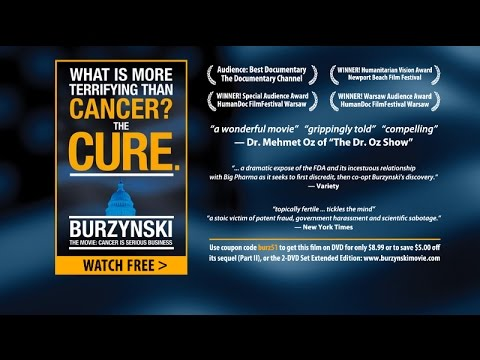 Burzynski: Cancer Is Serious Business | Full Documentary | CANCER CURE