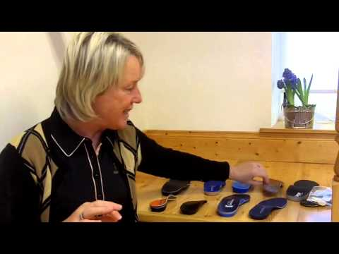 Different Orthotic Types