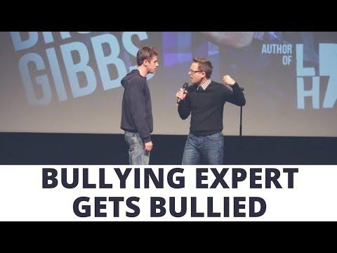 Bullying Expert Gets Bullied