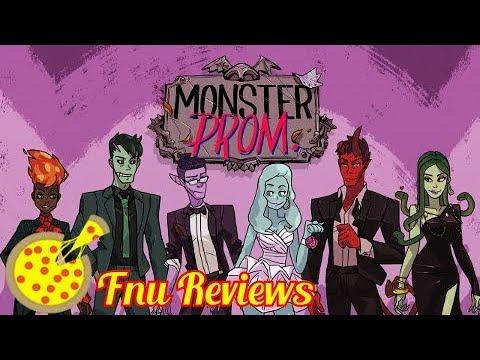 Fnu Reviews: Monster Prom
