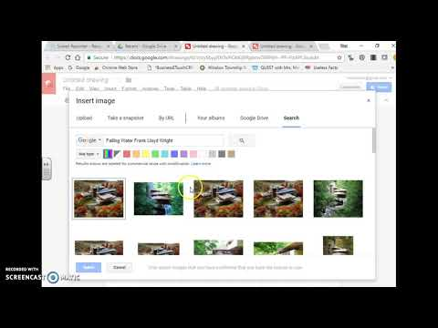 How to Create a Brochure with Google Drawings