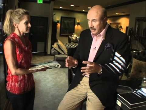 Help Dr. Phil End the Silence on Domestic Violence