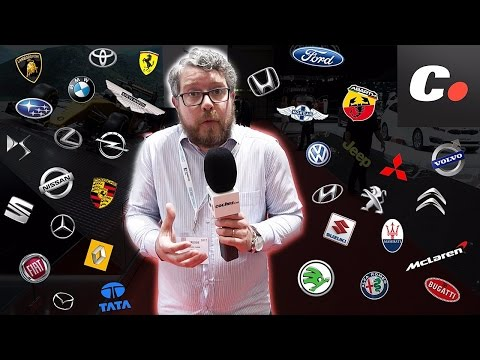 ¿Cómo se pronuncian las marcas de coches? | How to pronounce car brand names | Coches.net