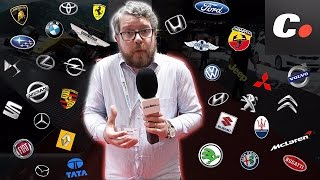 ¿Cómo se pronuncian las marcas de coches? | How to pronounce car brand names | Coches.net
