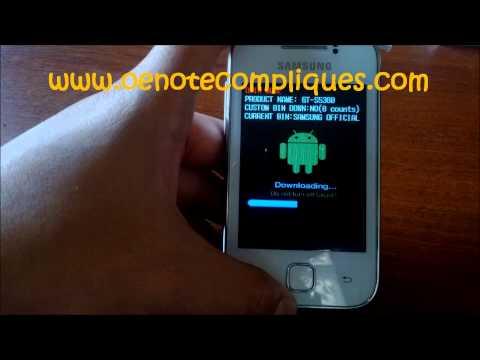 Unbrick - Reparar - Arreglar Galaxy Young S5360 Internacional [HD]