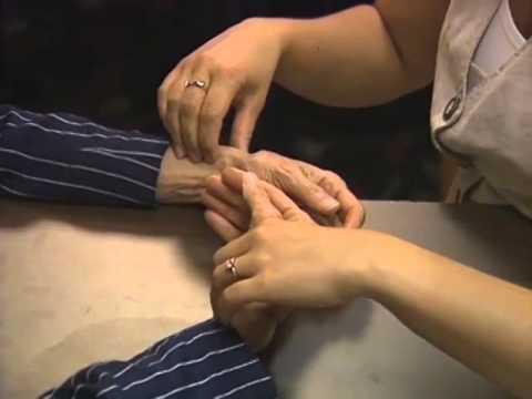 Jin Shin Institute Trinity Class - Wrist Pulses