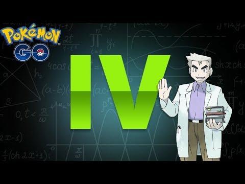 Pokemon GO : Les statistiques cachées - Les IVs