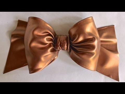 Copper SugarVeil Bow