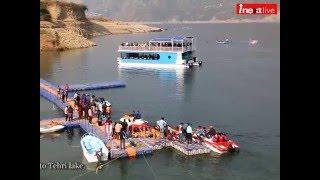 Tehri Lake: Floating Restaurant becomes latest attraction of Uttarakhand