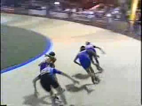 Inline Speed Skating- 'Till I collapse