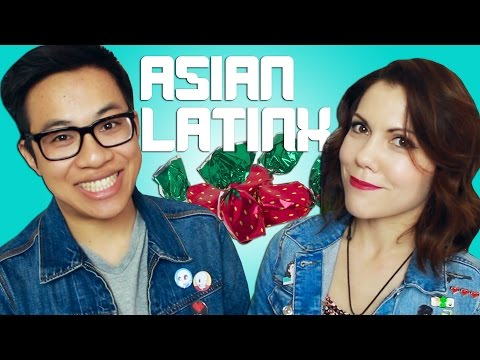 What Asians and Latinos Have In Common | Jenny Lorenzo & Chris Lam