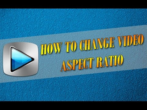 How to Change Aspect Ratio and Get Rid of Black Bars in Sony Vegas Pro!
