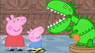 Peppa Pig English Episodes - Peppa and George