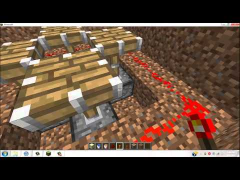 how to make an unlimited cobblestone generator for minecraft