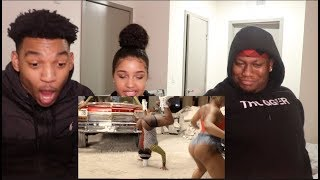 City Girls - Twerk ft. Cardi B (Official Music Video)- REACTION