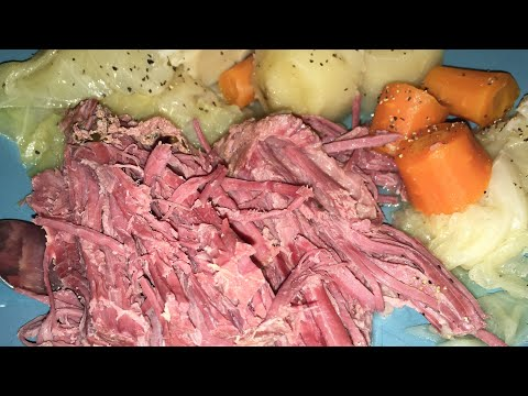 Power Pressure XL Corned Beef and Cabbage! St Patrick's Day Dinner! 🍀