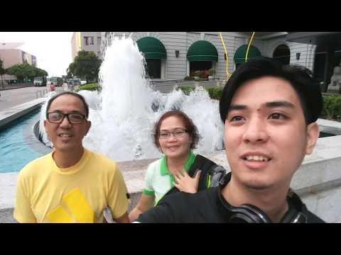 Hong Kong Travel - Star ferry & Peak Tram (Day1 part1)