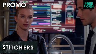 "Stitchers | Season 3 Episode 5 Promo: ""Paternis"" 