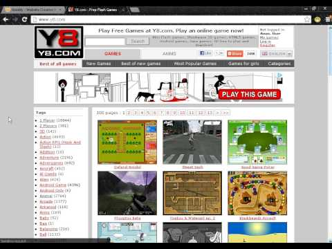 how to put flash games on your weebly website