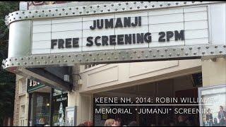 Jumanji memorial screening for Robin Williams 2014