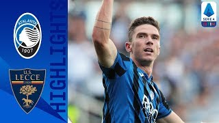 Atalanta 3-1 Lecce | Zapata Nets Again as Hosts Earn Third Consecutive League Win | Serie A