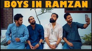 BOYS IN RAMZAN   Karachi Vynz Official