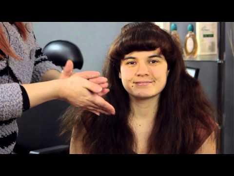 How to Grow Damaged Bangs Out Fast : Hair Styling & Grooming