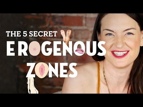 Xxx Mp4 The 5 Secret Erogenous Zones 3gp Sex