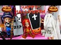 Download Video Download Elsa and Anna toddlers celebrate Halloween-part 1 3GP MP4 FLV