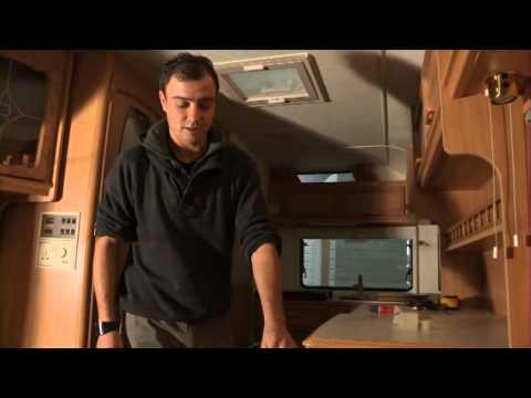 Servicing a Caravan Fridge