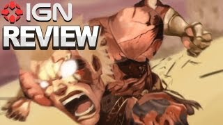 IGN Reviews - Asura's Wrath - Game Review