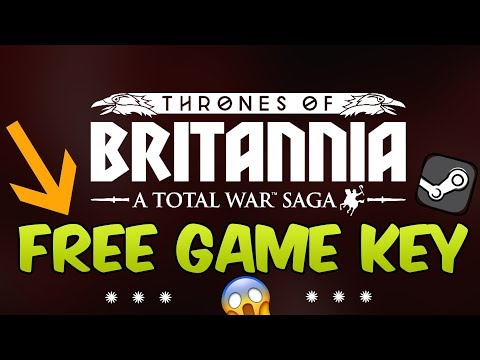 How to get Total War Saga Thrones of Britannia FREE 👾 STEAM | 2018