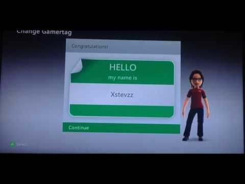 HOW TO CHANGE YOUR XBOX 360/XBOX ONE GAMER TAG FOR FREE! [Working]