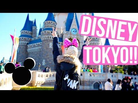 DISNEYLAND TOKYO VLOG!!!