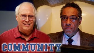 Gilbert Is Pierce's Half-Brother?! | Community